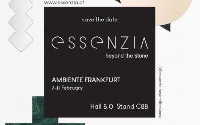 Está convidado – Visite-nos na Ambient Frankfurt