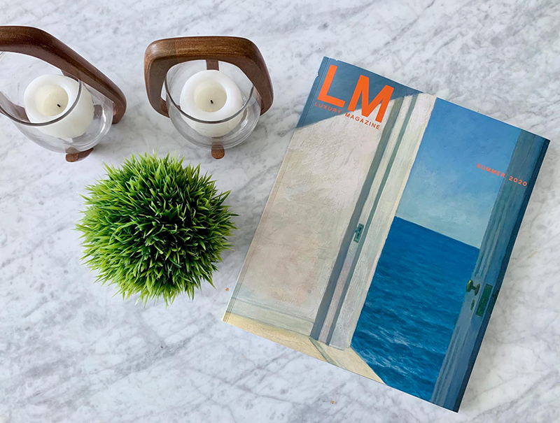 Essenzia na LM Luxury Magazine