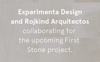 Rojkind Architects creates with Portuguese Stone – Experimenta Design Show